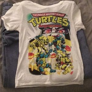 Teenage mutants ninja turtles tee
